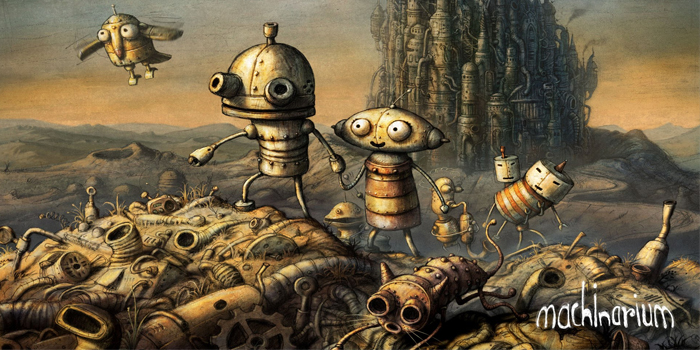 descargar Machinarium
