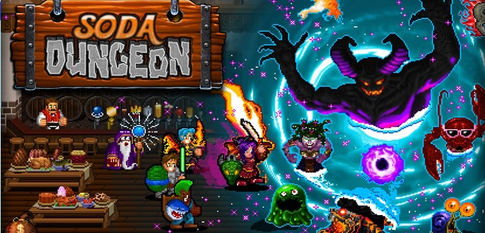 descargar Soda Dungeon id
