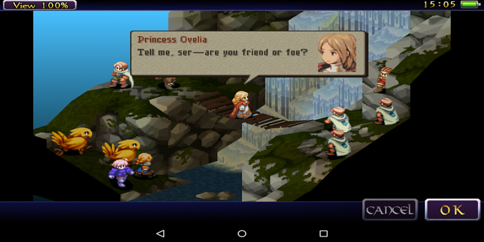 Final Fantasy Tactics WotL 1