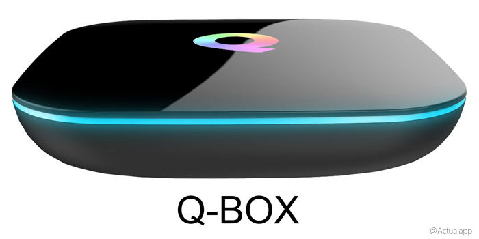 Q-Box, una TV Box que soporta 4K a 60fps muy económica