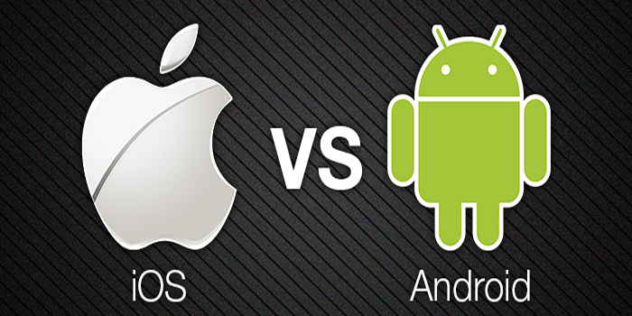 Android gana a iOS