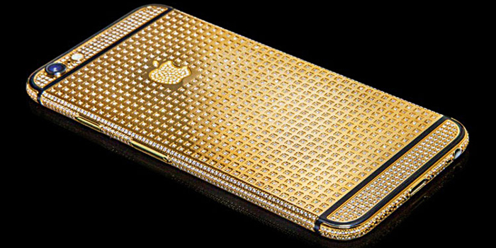 Iphone 6 Diamond Ecstasy