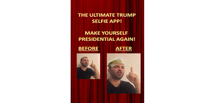 apps de Donald Trump