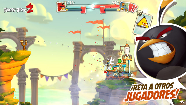 Angry Birds 2 screen640x640