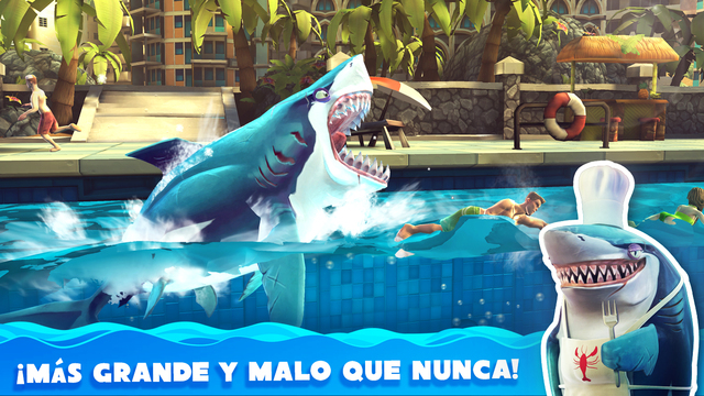 Hungry Shark World 1 screen640x640
