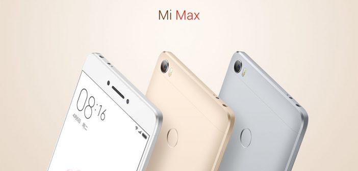 mi max se actualiza a android 7