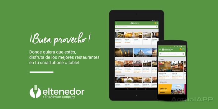 Descargar el tenedor indispensable app para ir de for El tenedor andorra
