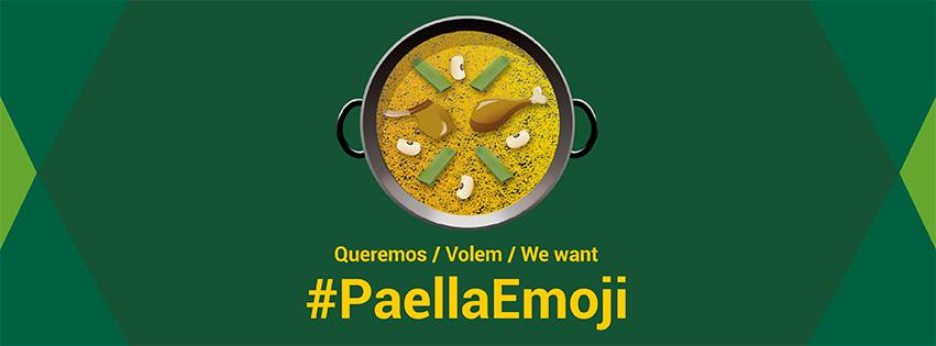 La #emojipaella tendrá un diseño diferente en cada app / plataforma, como cualquier emoji.