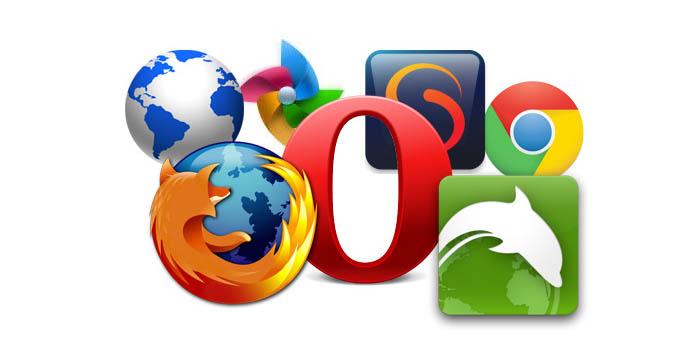 los navegadores de Smartphone más usados