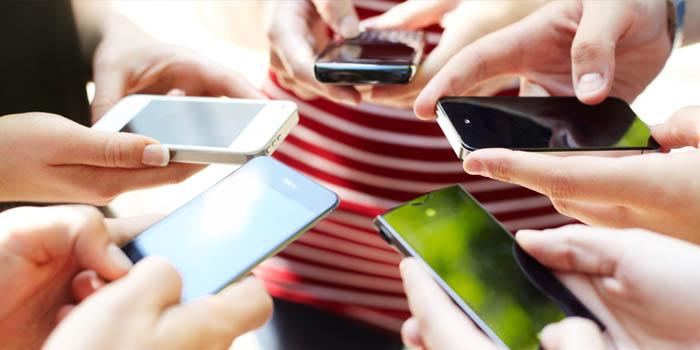 tipos de usuarios de Smartphone