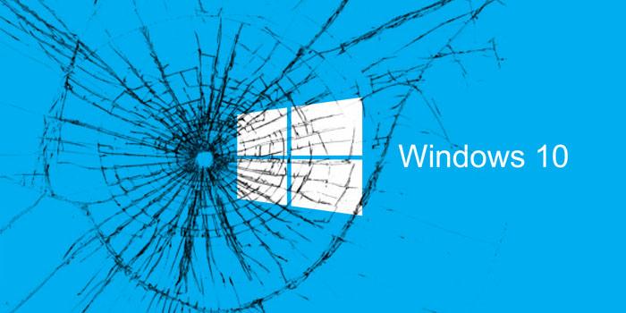 restaurar la versión de Windows