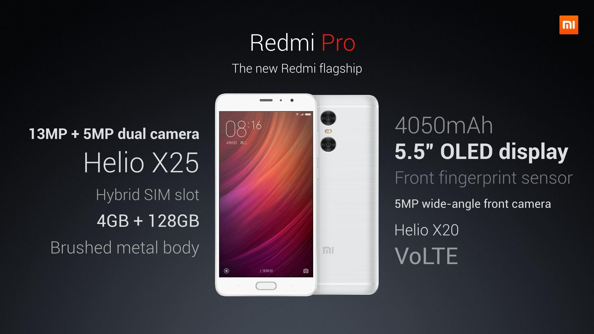 Xiaomi Redmi Pro 13692802_10153553049321612_2821487809717101738_o