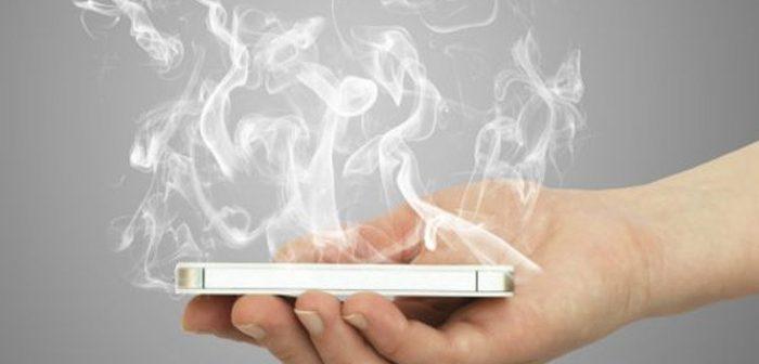 calentamiento del Smartphone