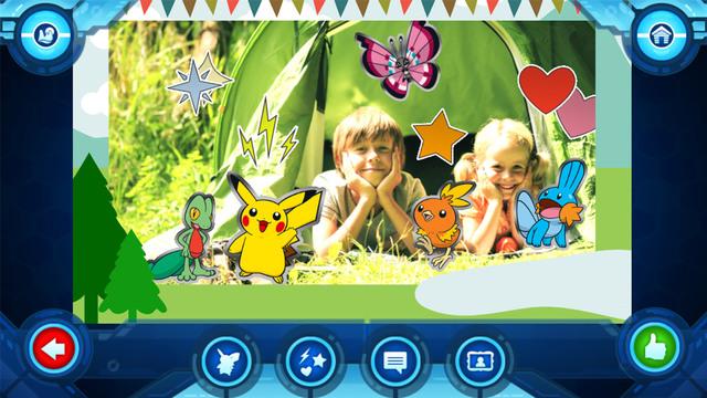 campamento pokemon 2 screen640x640