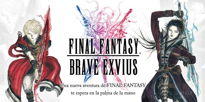 final fantasy brave exvius actualapp portada