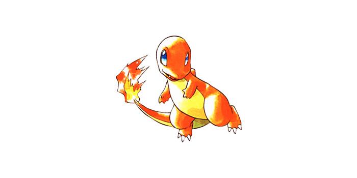 Pokémon iniciales