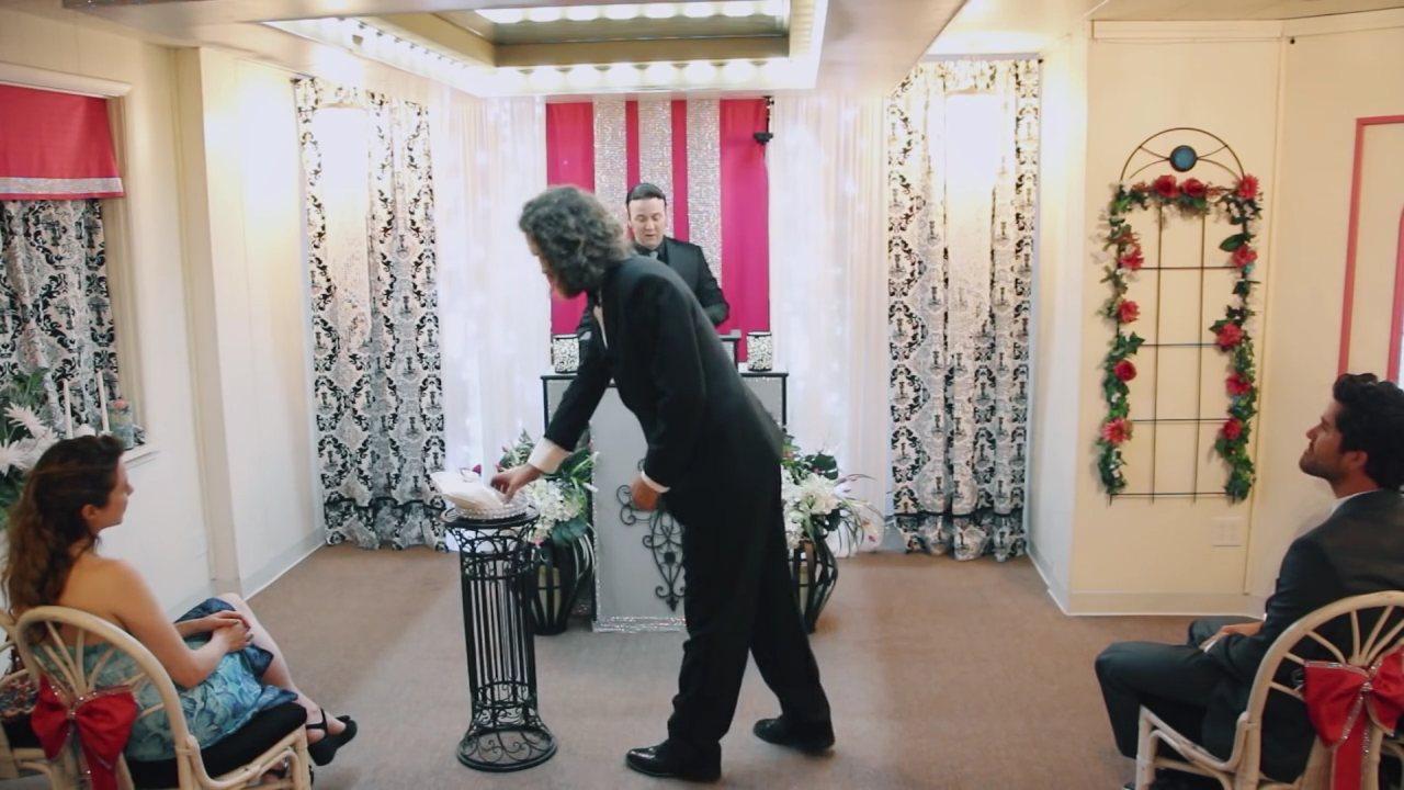 ihone boda se casa