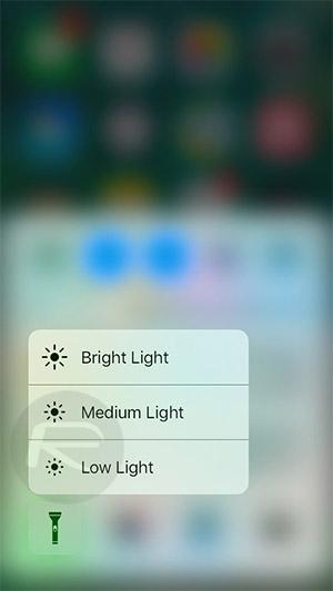 ios 10 beta 2 3d-touch-cc-icons