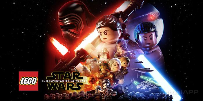 lego Star Wars el despertar de la fuerza actualapp portada