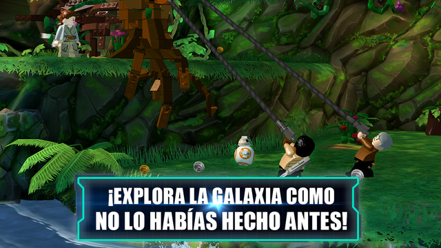 lego star wars el despertar de la fuerza 2 screen640x640