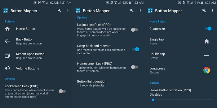 Button Mapper