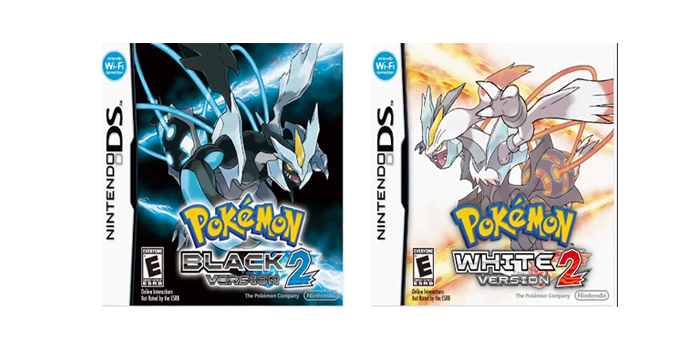 cronología de Pokémon