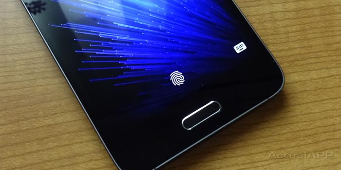 escaner de huellas proteger app actualapp portada