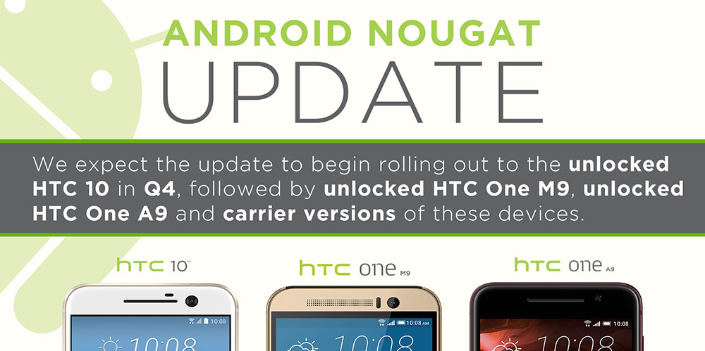 htc actualizan a android 7 nougat 14068557_10155690088368084_8364365598548132067_o copia