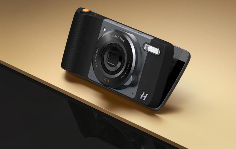 MotoMod Hasselblad True Zoom
