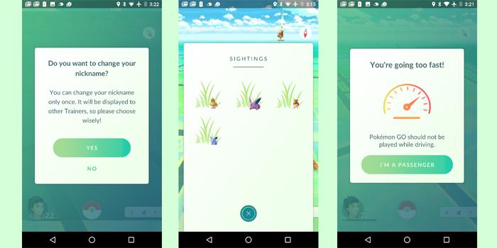 pokemon go actualizacion nick avistamiento velocidad actualap portada
