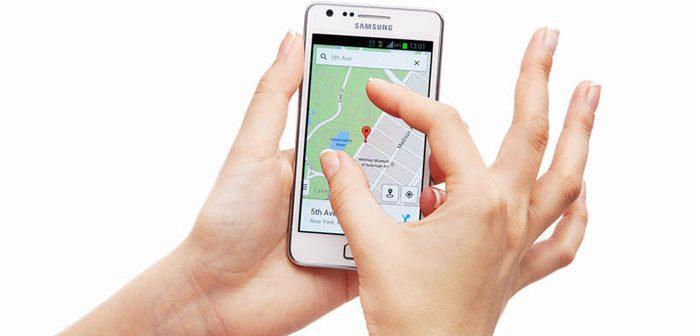 historial de ubicación de Google