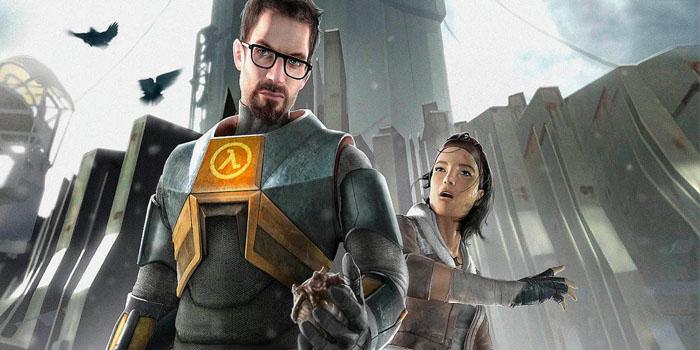 Half Life VR