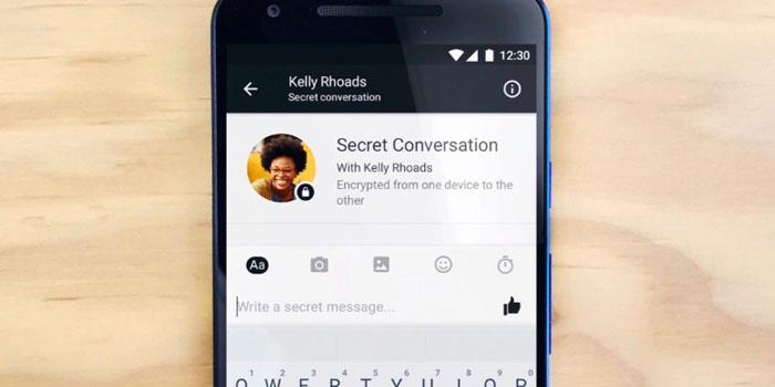 conversación secreta