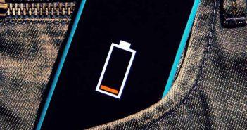 smartphones con más batería del 2017