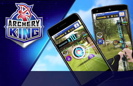 archery-king-ios-android-banner