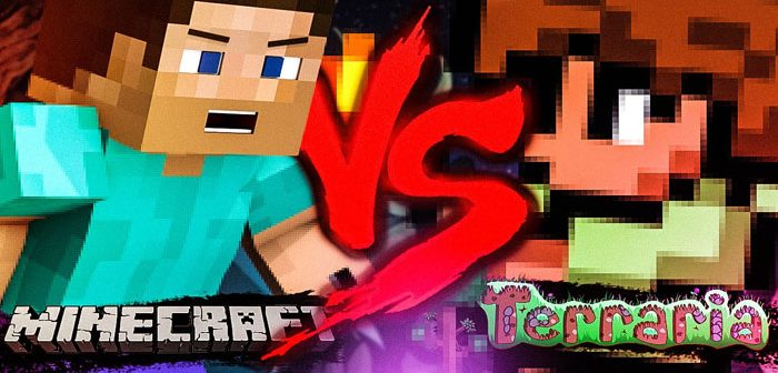 Minecraft vs Terraria