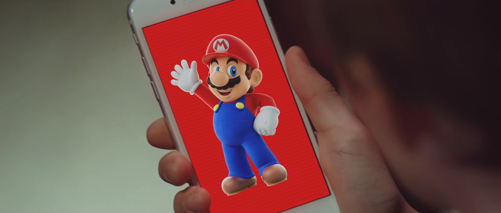 descargar super mario run para android