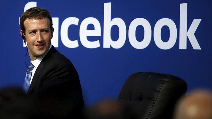 Mark Zuckerberg Presidente de los Estados Unidos