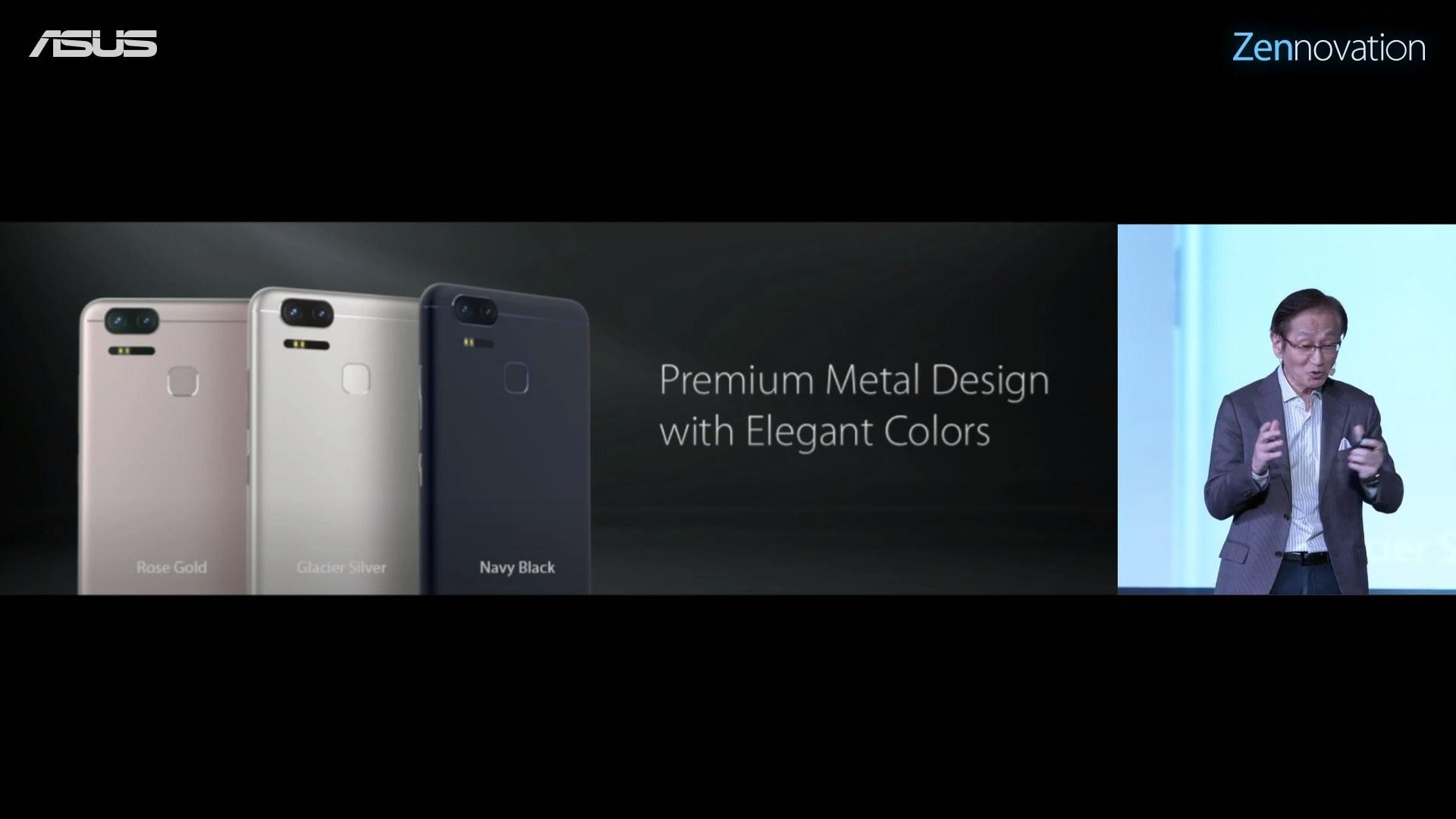 ASUS Zenfone 3 Zoom CES 2017