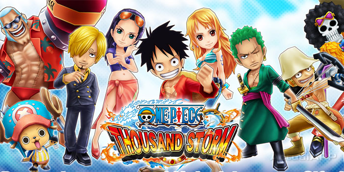 descargar one piece thousand storm