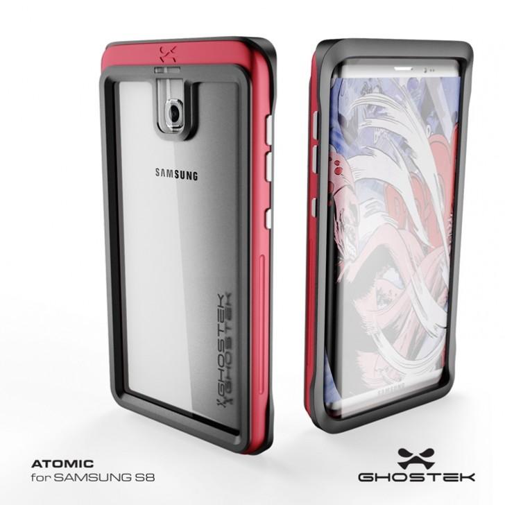 renders del Galaxy S8