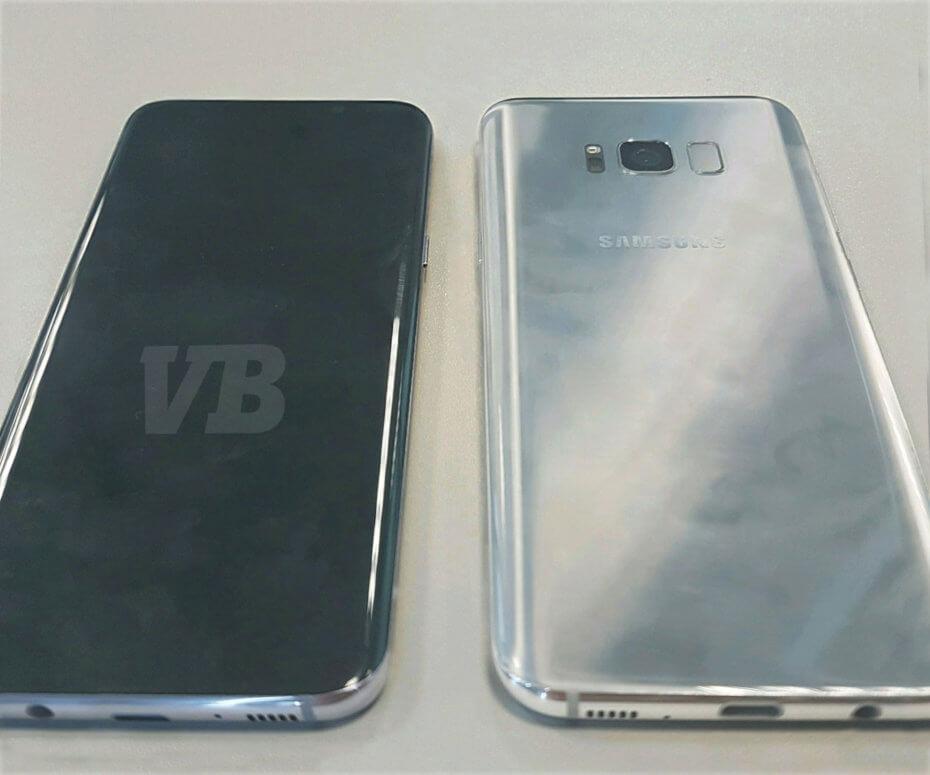 la bateria del samsung galaxy s8