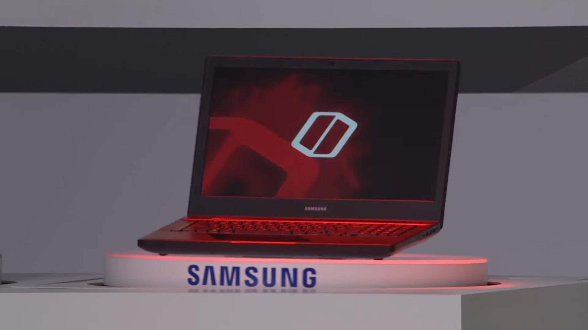 Samsung Notebook Odyssey