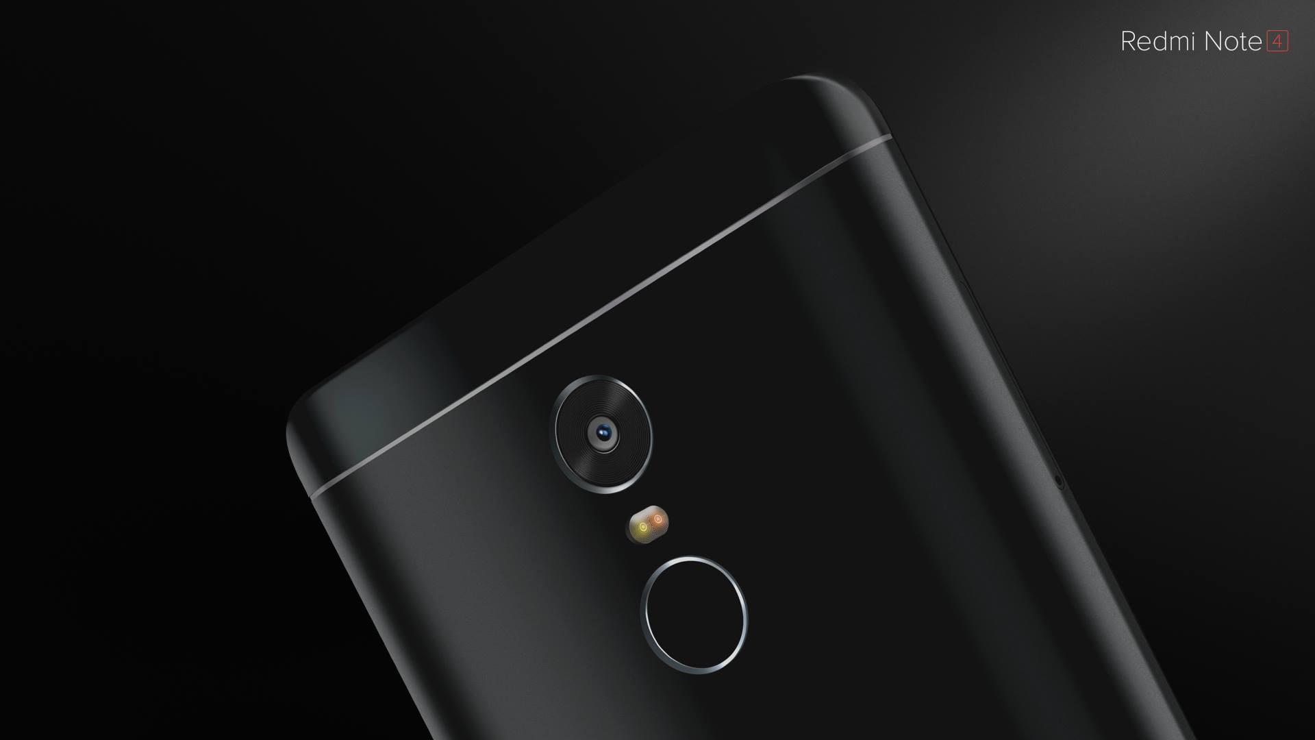 Xiaomi Redmi Note 4 con Snapdragon 625
