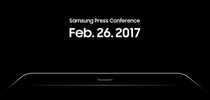 evento de Samsung en el MWC
