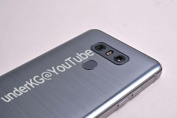 Quad DAC del LG G6