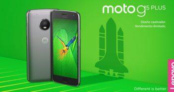 fotografías oficiales del Moto G5
