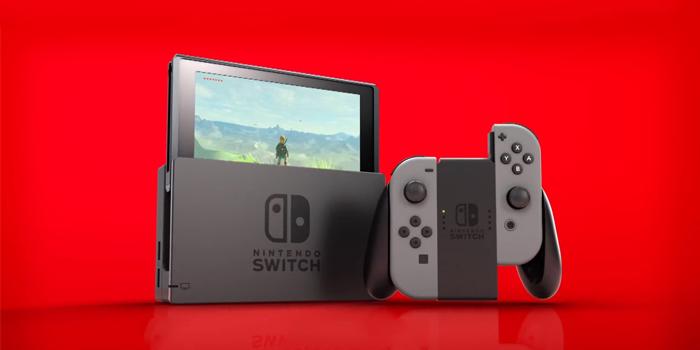 2.4 millones de unidades vendidas en su primer mes — Nintendo Switch