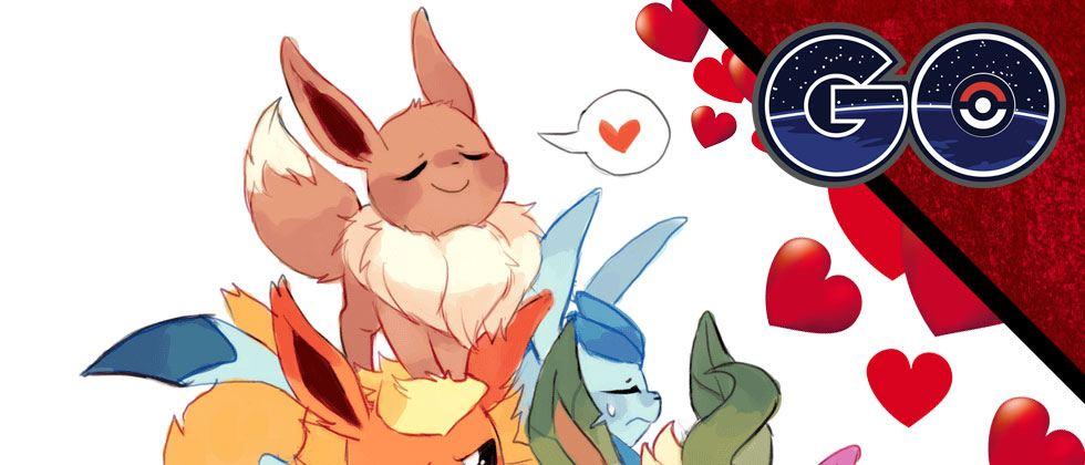 pokemon go celebra san valentin