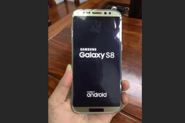 copia china del Samsung Galaxy S8